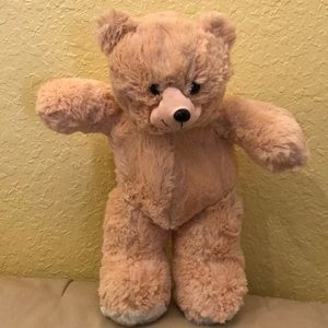 "Other - 🐼 Cute happy beige bear plush, 15"".Ages 3 and up."